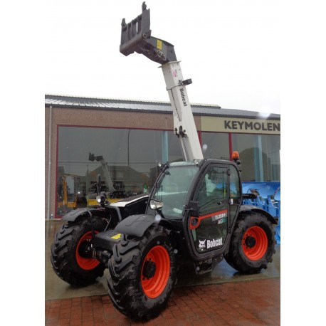 BOBCAT TL 358 + AGRI