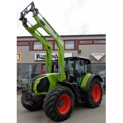 CLAAS ARION 650 CIS + FL 140