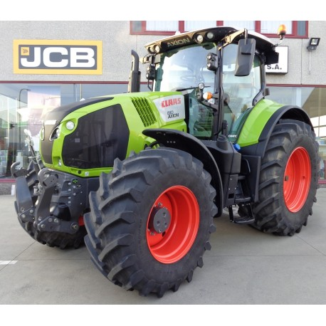 CLAAS AXION 810 C-MATIC CIS+ T4F