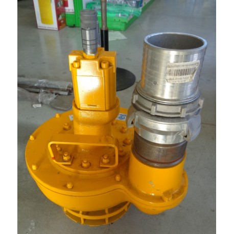 JCB POMPE SUBMERSIBLE