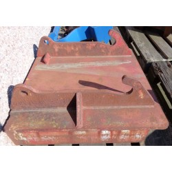 ACCROCHAGE JCB TOOL CARRIER A SOUDER