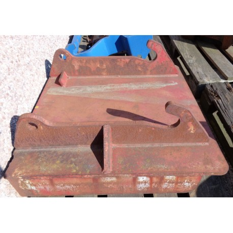 ACCROCHAGE JCB TOOL CARRIER